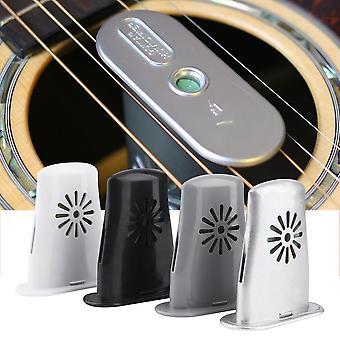 1шт Новая акустическая гитара Звуковые отверстия Увлажнитель Влаги Резервуар полезно