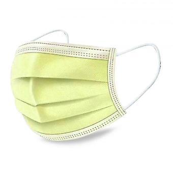 50 Pcs Kids Face Mask Disposable, Multicolor Adult Breathable Safety Face Masks
