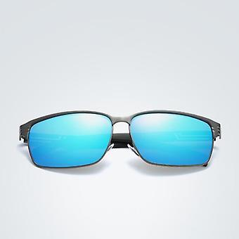 Polariserade sporter och blå solglasögon för män