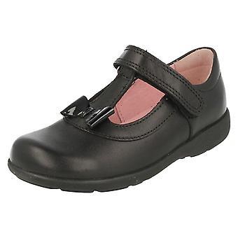 Girls Startrite Formal T-Bar Shoes Alpha