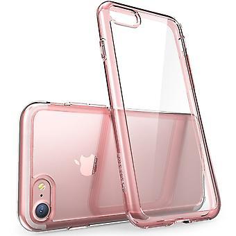 iPhone 7 cas, résistant aux rayures, i-Blason, claire Halo Series, pour Apple iPhone 7 couvercle 2016 Release (clair/Rose Gold)