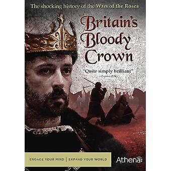 Britain's Bloody Crown [DVD] USA import