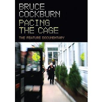 Bruce Cockburn - Pacing the Cage [DVD] USA import
