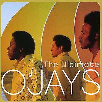 O'Jays - Ultimate O'Jays [CD] USA importerer