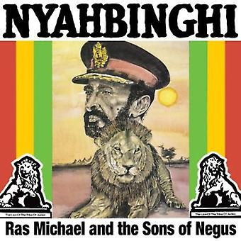 Ras Michael & the Sons of NE - Nyahbinghi [Vinyl] USA import