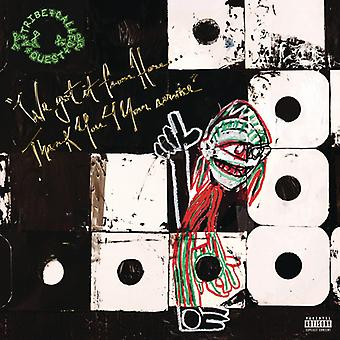 Tribe Called Quest - We Got It From Here: Thank You 4 Your Service [Vinyl] USA import