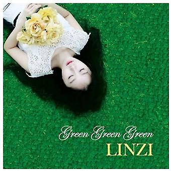 Linzi - grün grün grün [CD] USA import
