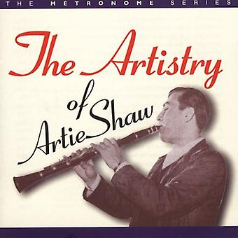 Artie Shaw - Artistry of Artie Shaw [CD] USA import