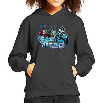 Retro schurk Pub Kid de Hooded Sweatshirt