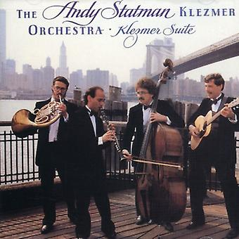 Statman, Andy Klezmer Orch - Klezmer-Suite [CD] USA import