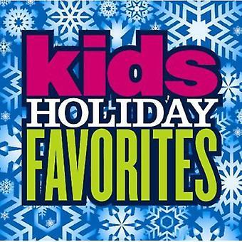 Barnens semester favoriter - barnens semester favoriter [CD] USA import