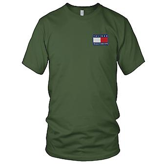 Combattant taliban Hill Patch brodé - Mens T Shirt