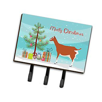 كارولين BB9248TH68 الكنوز الماعز توجينبورجير عيد الميلاد المقود أو حائز المفتاح