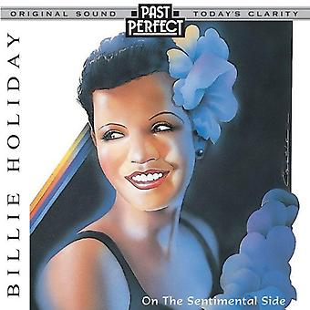 Billie Holiday: Na sentymentalną stroną [Audio CD] Billie Holiday