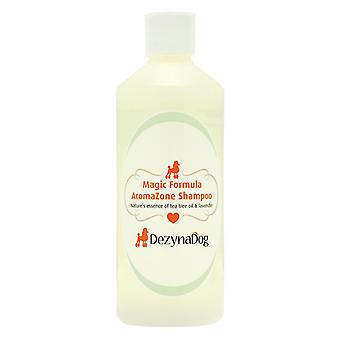 DezynaDog Magic Formula Aromazone Shampoo 500ml - Lather Cleansing Insect Repel