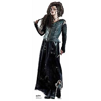 Bellatrix Lestrange from Harry Potter Lifesize Cardboard Cutout