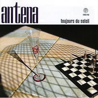 Antena - Toujours Du Soleil [CD] USA import