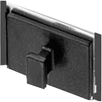Cap mit Griff für RJ45-Buchse Schwarz Würth Elektronik 726154101 1 PC