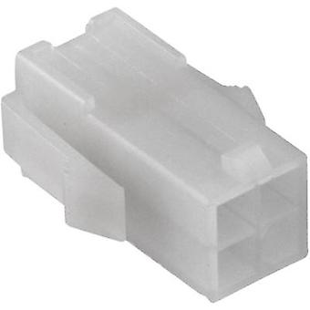 TE Connectivity Socket enclosure - cable Universal-MATE-N-LOK Total number of pins 4 Contact spacing: 4.20 mm 172159-1 1 pc(s)