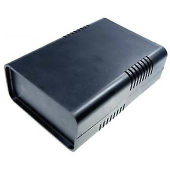 Kemo G010 Universal inhägnad 135 x 95 x 45 plast svart 1 dator