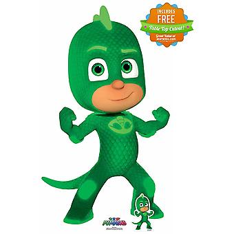 Gekko from PJ Masks Lifesize Cardboard Cutout / Standup