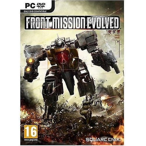 Front Mission Evolved PC Game