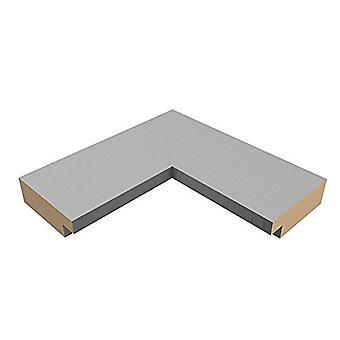 GB julisteita 6 Silver Art Print juliste kehyksiä 40x40cm Bundle