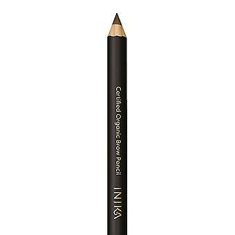 INIKA Certified Organic Brow Pencil Brunette Beauty