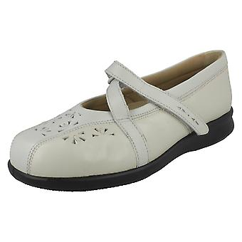 Dames gemakkelijk B platte schoenen Perth