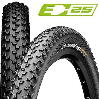 Continental cross King 2.2 performance bicycle tires / / 55-559 (26 x 2, 15″)