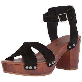 Lucky Brand Naisten Whitneigh kallistuneen sandaalit