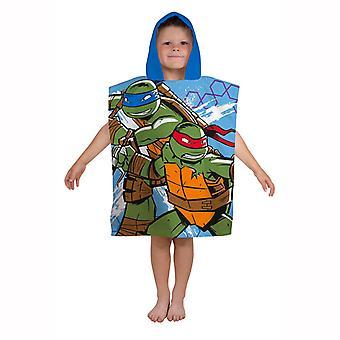 Turtles Bath Towel Poncho 115 * 50cm
