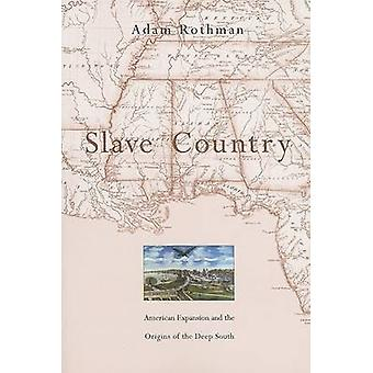 Paese di schiavi - espansione americana e le origini del profondo sud b