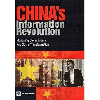 China informatie-revolutie - beheer van de economische en sociale Tran