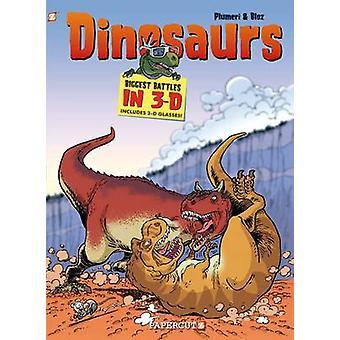 Dinosaures 3D par Arnaud Plumeri - Bloz - 9781629911885 livre