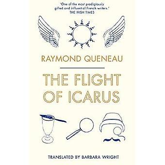 Le vol d'Icare de Raymond Queneau - livre 9781847497116
