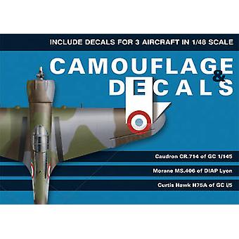 Camouflage & Decals - v. 1 - 1/48th Scale Edition by Bartlomiej Belcarz
