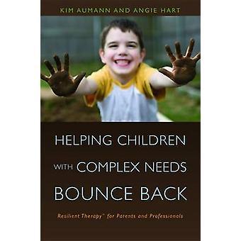 Aider les enfants avec complexe doit rebondir - Therapy résilient