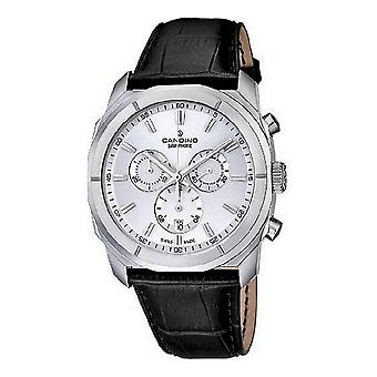 Candino watch casual street rider chronograph C4582-1