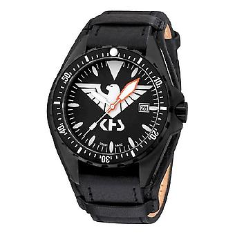 KHS MissionTimer 3 Herre watch ure Eagle én KHS. MDR. RASMUSSEN