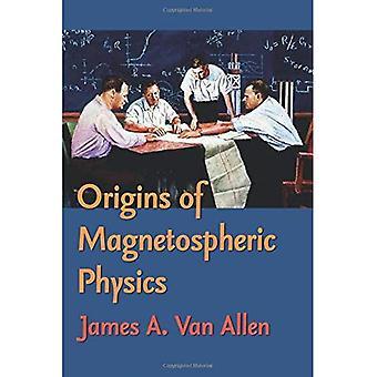 Ursprunget till norrskensfysik fysik