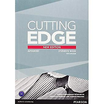 Cutting Edge Advanced Students' Book and DVD Pack