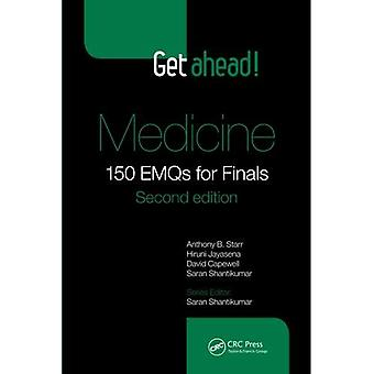 ¡Salir adelante! Medicina: 150 EMQs para finales, segunda edición