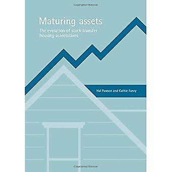 Reifende Vermögenswerte: Die Evolution der Umlagerung Wohnungsgesellschaften