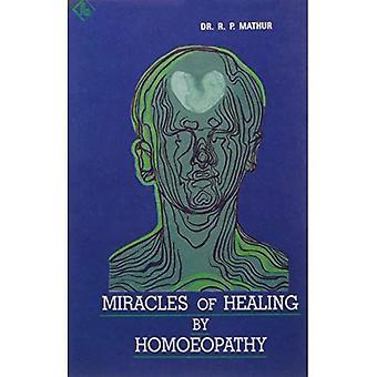 Milagres de cura pela homeopatia