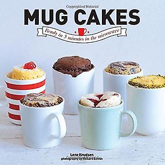 Mug Cakes: Klaar in vijf minuten in de magnetron