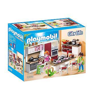 Playmobil 9269 by livet kjøkken