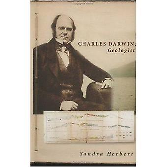 Charles Darwin - geolog Sandra Herbert - 9780801443480 książki