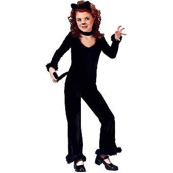 Black Cat Child Costume