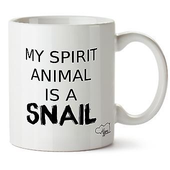 Hippowarehouse henkeni Animal on etana painettu muki Cup keraaminen 10oz